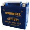 MG 12L-BS motorcycle battery