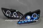 2012 FORD FOCUS head lamp with projector lens