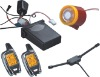 LM207 2-Way LCD Motorcycle Alarm