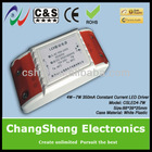 4W 350mA Constant Current LED Power Driver, CSLED4-7W