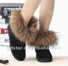 2012 fashion snow boot/coustomized snow boots