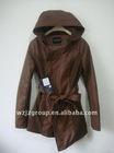 2012 fashion new ladies' pu jacket