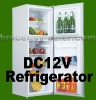 DC 12V Solar fridge/refrigerator/freezer