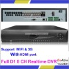 VGSION E8008 DVR H.264 Full D1 8CH Realtime Mobile Phone View DVR With 8RCA Audio Input And 16 CH Alarm Input