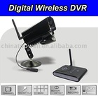 Digital CCTV Wireless DVR Kit Support 4 CH Max