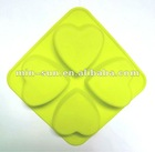 2012 Hot Newst Silicone Microwave Cake Pan