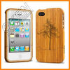 100% Natural Bamboo Case for iPhone