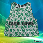 lacrosse pinny with sublimation