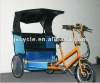 electic adult pedicab