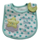 Lovely cotton baby bib