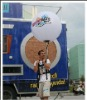 2012 new brand show inflatable promotion ball