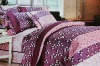 100% Polyester Microfiber Printed Bedding Sets