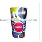 180ml Exquisite Disposable Plastic Fruit Juice CUP