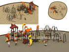 2012 New StyleDream Sail Outdoor Combined Playground,Outdor Playground, Plastic Sliding,Indoor Playground Equipment Prices