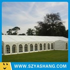 german style frame tents
