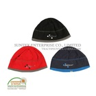 Polyester embroidery knitted hat
