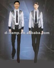 Wholesale hotel staff uniform bar club waiter waitress uniform
