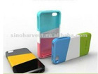 NEW Triplex mobile phone hard cases for iPhone 4 4S Fashion