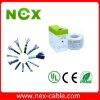 Network Cabling Stranded Copper Cable Cat5e