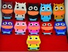 3D Cute COW Silicone Case FOR IPOD TOUCH 4 4G 4TH GEN