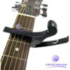 6-string Folk Acoustic ,12-String Classical, Electric Guitar Trigger Capo Key Clamp