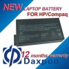 HOT!!!New replacement Laptop battery for HP 1500 N800 14.4V 4400mAh