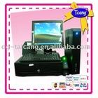 "POS terminal 12"" LCD mini Cash Register"