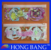 rectangle design carton picture PVC Card