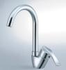 brass kitchenfaucet