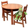 Table and chair kids furniture