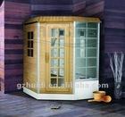 Sauna & Steam Room