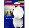 Adhesive plug holders
