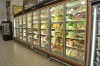 2012 new style of cold storage door used in supper market