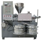 2012 Hotest High OUTPUT Model 6YL-118 squeeze Screw sunflower seed Oil Press with high quality
