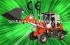 Hot Sale mini loader ZL908with CE certification