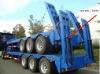 YTO-9341TDP tri-axle semi trailer