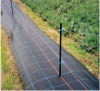 Agricultural ground cover/ garden net/weed barrier