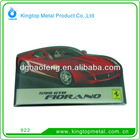 2012 the lastest Dubai souvenir OEM metal fridge magnetizer