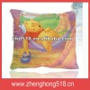 2012 newest cartoon design 100% cotton cushion