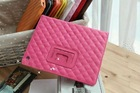 Classic Lattice Smart Leather case with Sleep/wake funcation for IPAD2, For IPAD3