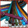 Fashion design Colorful leathers jeans decoration belts for cowgirl