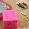 Mini Speaker Music Speaker Portable Speaker QS-620