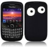 new design protective silicon case for blackberry