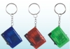handcrank keychain light