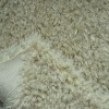 Steaming embossed plush fabric for toys,pv plush fabric