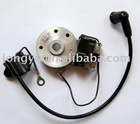 magneto flywheel and ignition coil
