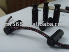 Plastic cord stopper