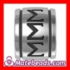 Sigma Sigma Sigma Barrel Sorority Bead