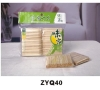 600pc Bamboo Toothpick with bag packing