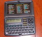 portable pocket size 6 languages electronic dictionary translator translation with calculator